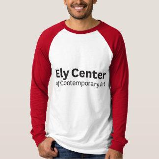 Camiseta T-shirt longo do Raglan da luva das canvas dos
