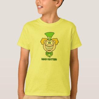 Camiseta T-shirt louco do Hatter