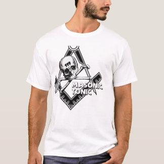 Camiseta T-shirt maçónico do tónico