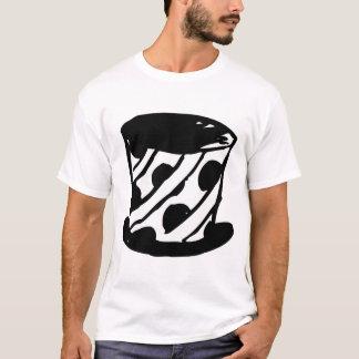 Camiseta T-shirt mágico dos homens do chapéu