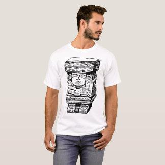 Camiseta T-shirt maia da ilustração do produto