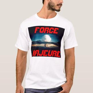 Camiseta T-shirt maior do clã da força -- {FoMa}