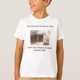 Camiseta T-shirt mais íntimo da cabine