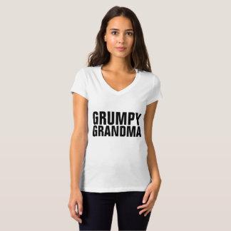 Camiseta T-shirt MAL-HUMORADOS da AVÓ