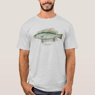 Camiseta T-shirt manchado de Seatrout