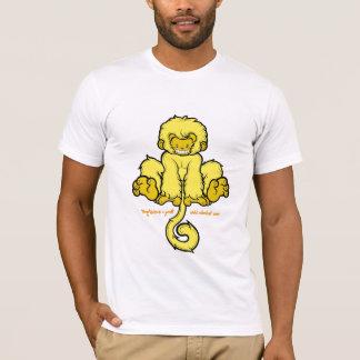 Camiseta T-shirt maníaco do macaco 6 do Mongo