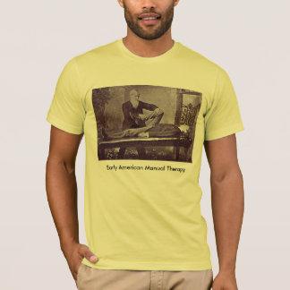 Camiseta T-shirt manual da terapia