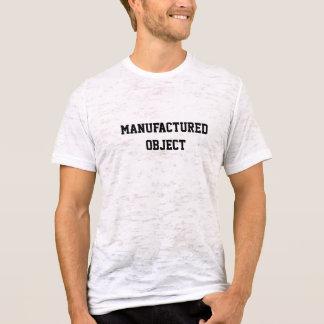 Camiseta T-shirt manufacturado do objeto