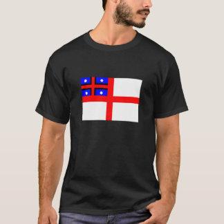 Camiseta T-shirt maori da bandeira de Nova Zelândia