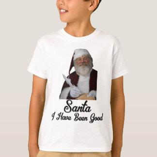 Camiseta T-shirt maravilhoso do Feliz Natal dos meninos