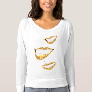 Camiseta T-shirt maravilhoso do sorriso