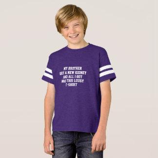 Camiseta T-shirt mau da transplantação completamente