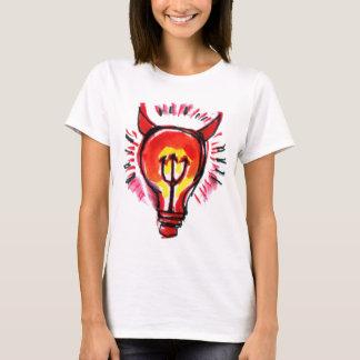 Camiseta T-shirt mau do gênio