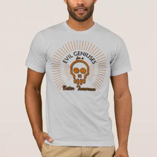 Camiseta T-shirt maus do gênio