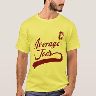 Camiseta T-shirt MÉDIO de JOE - capitão de Dodgeball