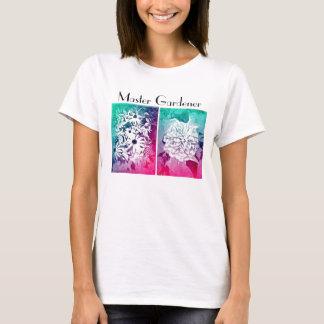 Camiseta T-shirt mestre do jardineiro