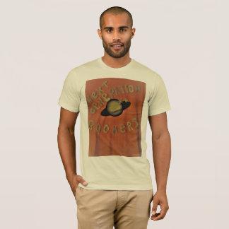 Camiseta T-shirt metálico dos FILHO DO BABY-BOOM da próxima