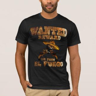 Camiseta T-shirt mexicano do bandido