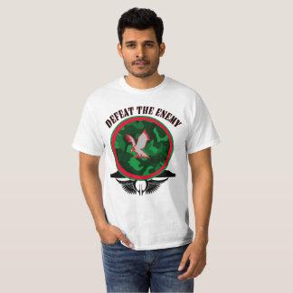 Camiseta t-shirt militar