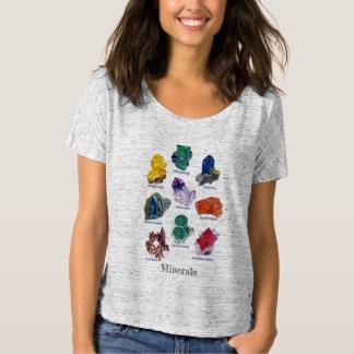 Camiseta T-shirt mineral
