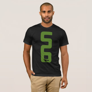 Camiseta T-shirt na moda de PAGA 56