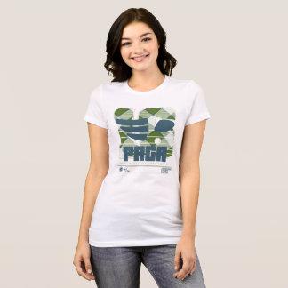 Camiseta T-shirt na moda do diâmetro de PAGA KTM