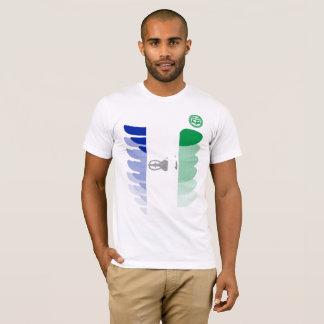 Camiseta T-shirt na moda do FORMANDO de PAGA KTM LES