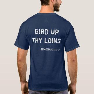 Camiseta T-shirt Nano do Hanes dos homens
