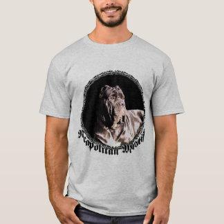 Camiseta T-shirt napolitana do Mastiff