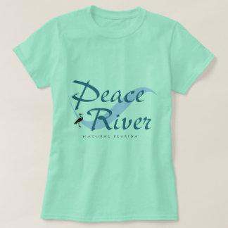 Camiseta T-shirt natural de Peace River Florida