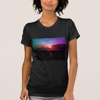 Camiseta T-shirt nicaraguense do por do sol