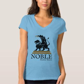 Camiseta T-shirt NOBRE das senhoras das portas do chá