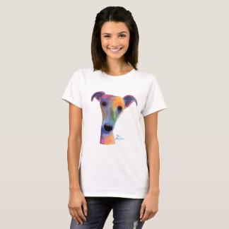 """Camiseta T-shirt Nosey das senhoras do """"AMOR PERFEITO"""" do"""