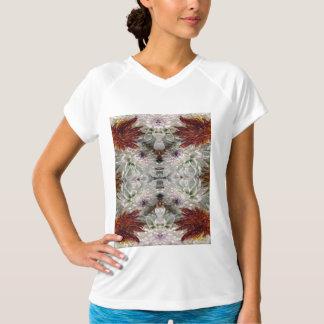 Camiseta T-shirt novo do equilíbrio das mulheres