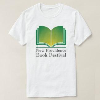 Camiseta T-shirt novo do festival do livro do providência