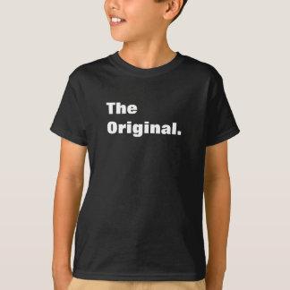 Camiseta T-shirt - o ORIGINAL (miúdo)