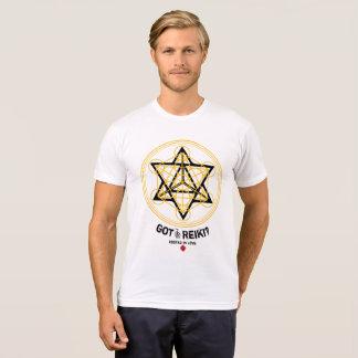 Camiseta T-shirt obtido de Reiki