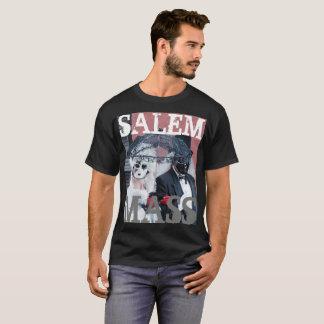 Camiseta T-shirt oculto de Salem Massachusetts para homens