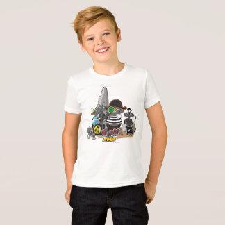 Camiseta T-shirt oficiais 2 da desordem da assimilação de