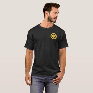Camiseta T-shirt oficial da obscuridade do agente