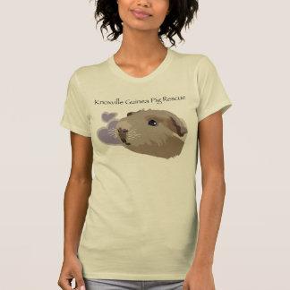 Camiseta T-shirt oficial do salvamento da cobaia de