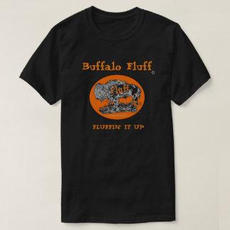 Camiseta T-shirt oficial Fluffin do fluff do búfalo ele
