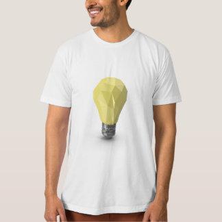 Camiseta T-shirt orgânico das mentes