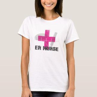 Camiseta T-shirt original da enfermeira do ER