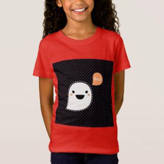 Camiseta T-shirt original das meninas com fantasma