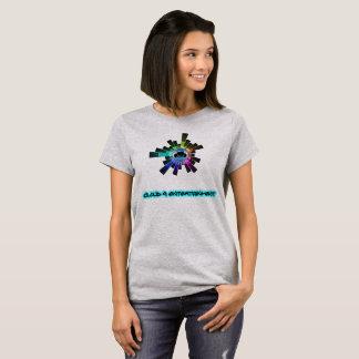 Camiseta T-shirt original do equalizador da nuvem 9 -