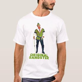 Camiseta T-shirt original do gângster de Robin Hood do