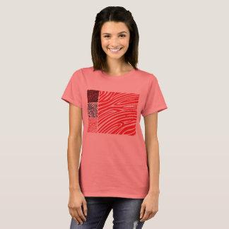 Camiseta T-shirt original do safari e da África com zebra