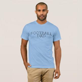 Camiseta T-shirt; Pai do futebol