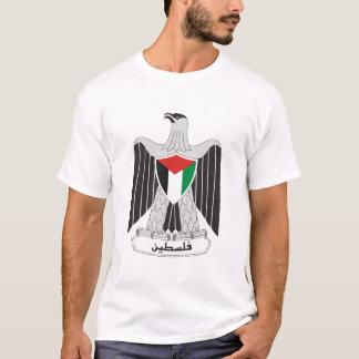 Camiseta T-shirt palestino da brasão